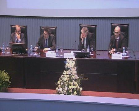 Panel de expertos: A intervención administrativa na actividade das empresas relacionadas co urbanismo e a ordenación do territorio